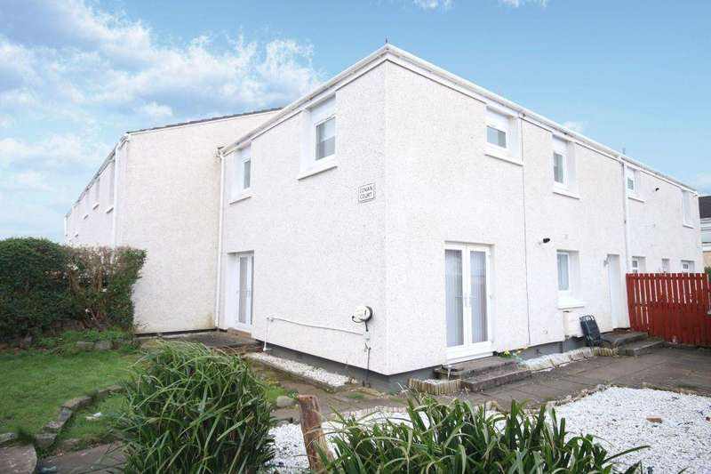 4 Bedrooms Villa House for sale in 26 Conan Court, Cambuslang, Glasgow, G72 7YU