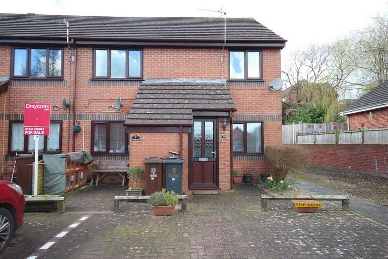2 Bedrooms Flat for sale in Pullman Court, Cheadle, Staffordshire
