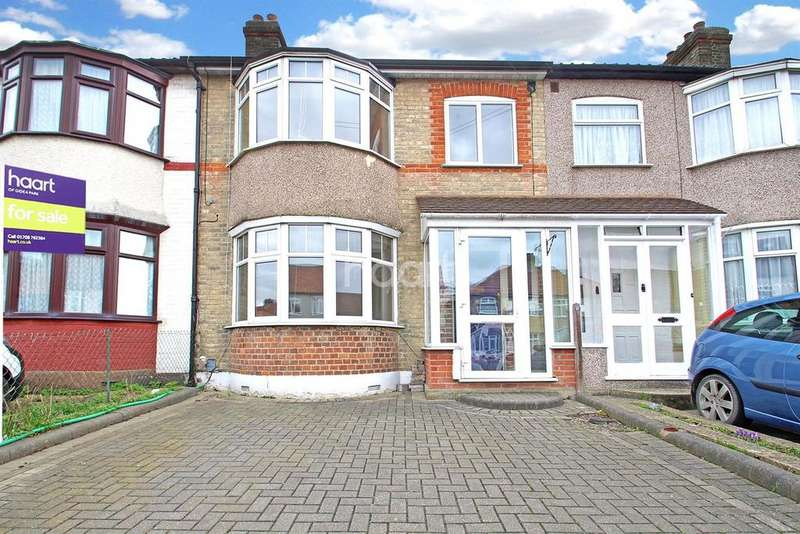3 Bedrooms Terraced House for sale in Seymer Road, Marshalls Park