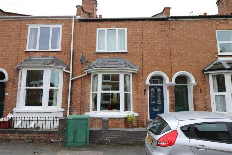 2 Bedrooms Terraced House for sale in Avon Street Warwick