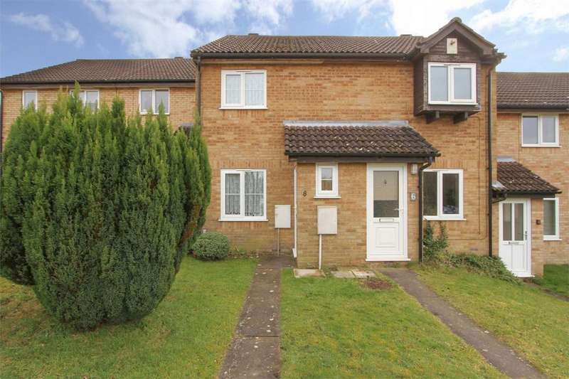 2 Bedrooms Terraced House for sale in Acres Way, Drayton, Norfolk