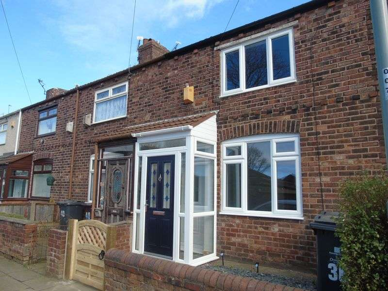 2 Bedrooms Terraced House for sale in St James Road, Prescot