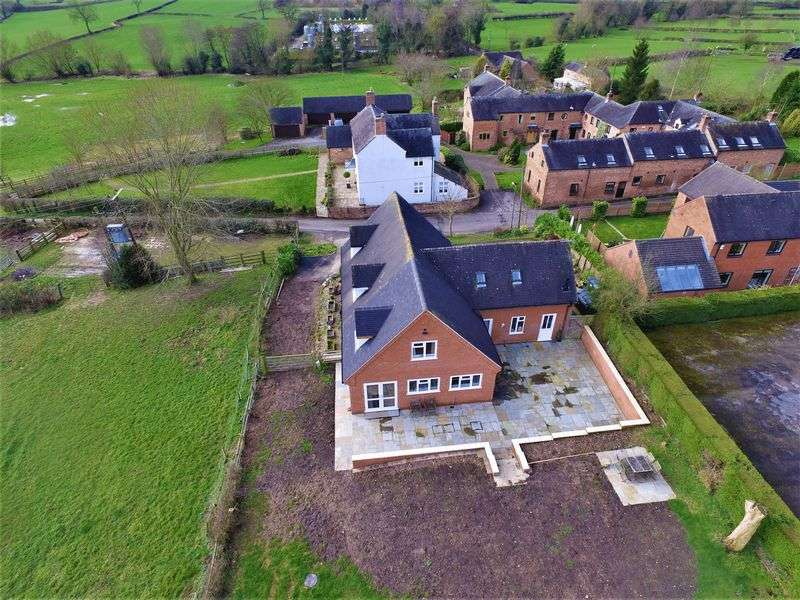 5 Bedrooms Detached House for sale in Cubley, Ashbourne 550,000
