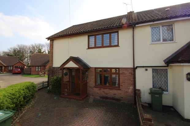 3 Bedrooms Terraced House for sale in Wedlake Close, Hornchurch, Essex, RM11 1SP