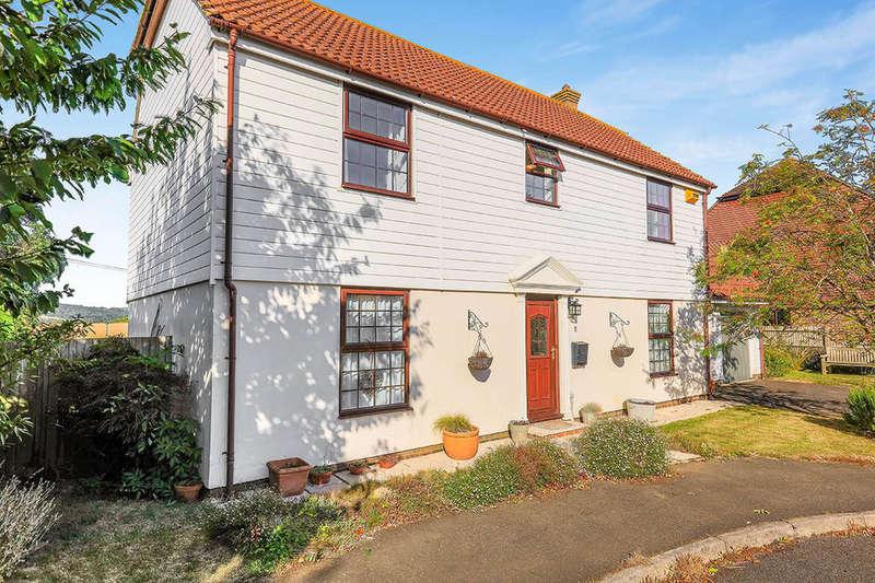 4 Bedrooms Detached House for sale in Painesfield Close, Burmarsh, Romney Marsh, TN29