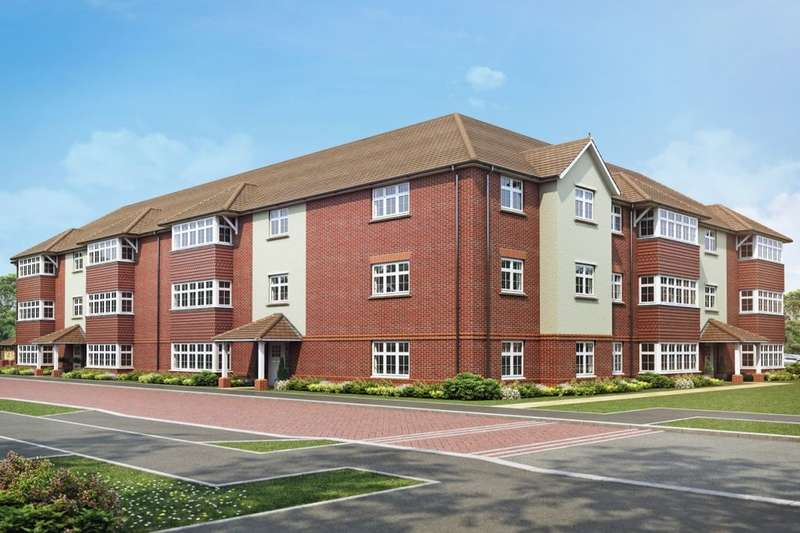 1 Bedroom Flat for sale in Bed Apartment Mierscourt Road, Rainham, Gillingham, ME8