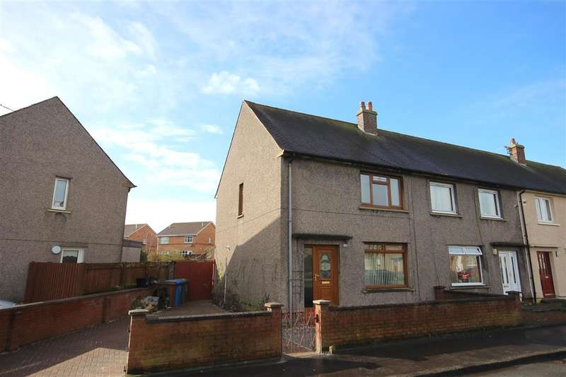 3 Bedrooms End Of Terrace House for sale in Main Street, Falkirk