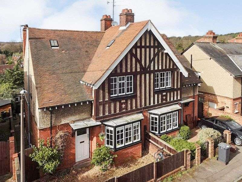 4 Bedrooms Semi Detached House for sale in Crayton Road, Ampthill
