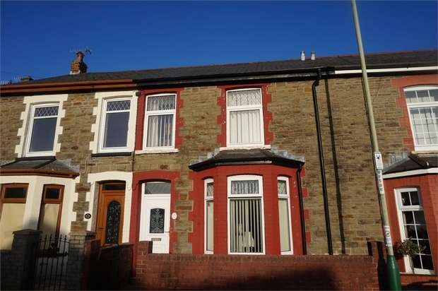 2 Bedrooms Terraced House for sale in Vere Street, BARGOED, Caerphilly