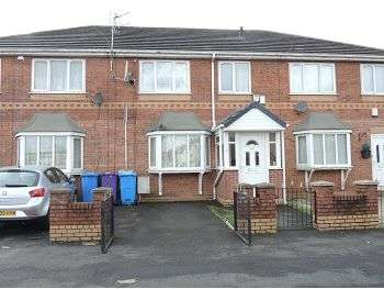 3 Bedrooms Town House for sale in Hilberry Avenue, Tuebrook, Liverpool
