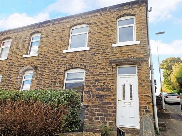 2 Bedrooms End Of Terrace House for sale in Church Street, Moldgreen, Huddersfield, West Yorkshire