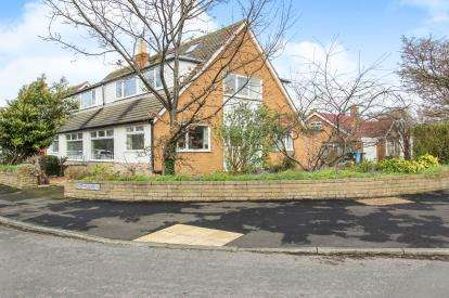 3 Bedrooms Semi Detached House for sale in Mythop Road, Lytham St Annes, Lancashire, England, FY8
