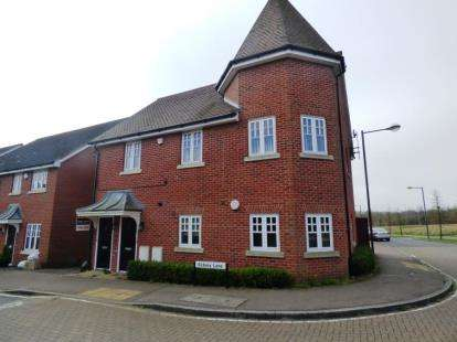 2 Bedrooms Maisonette Flat for sale in Exbury Lane, Westcroft, Milton Keynes