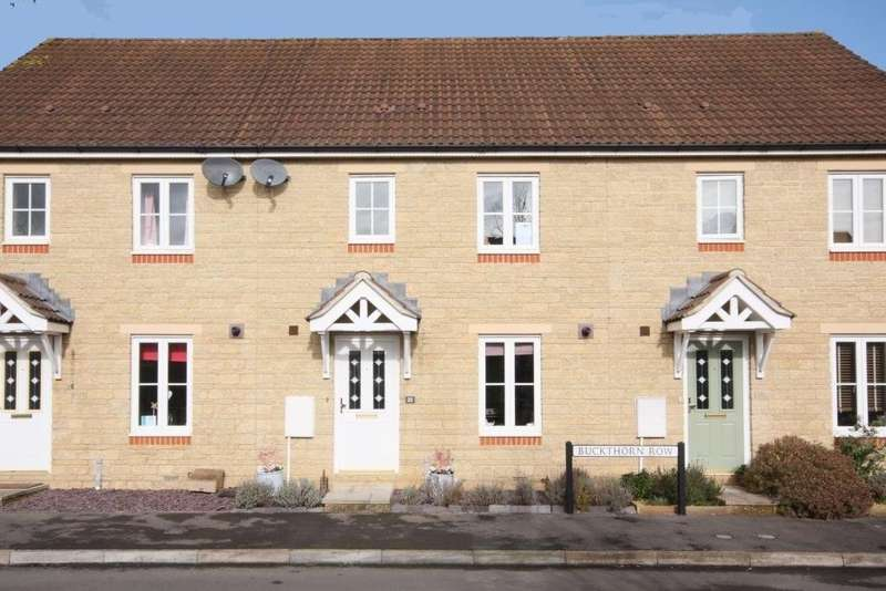 3 Bedrooms Terraced House for sale in Buckthorn Row, Corsham