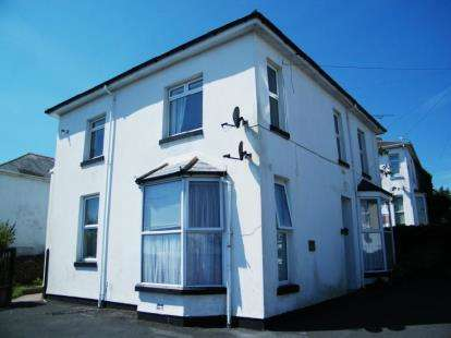 3 Bedrooms Maisonette Flat for sale in Paignton, Devon