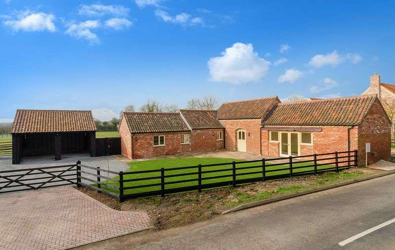 2 Bedrooms Property for sale in Barn Conversion, Bassingham Road, Thurlby