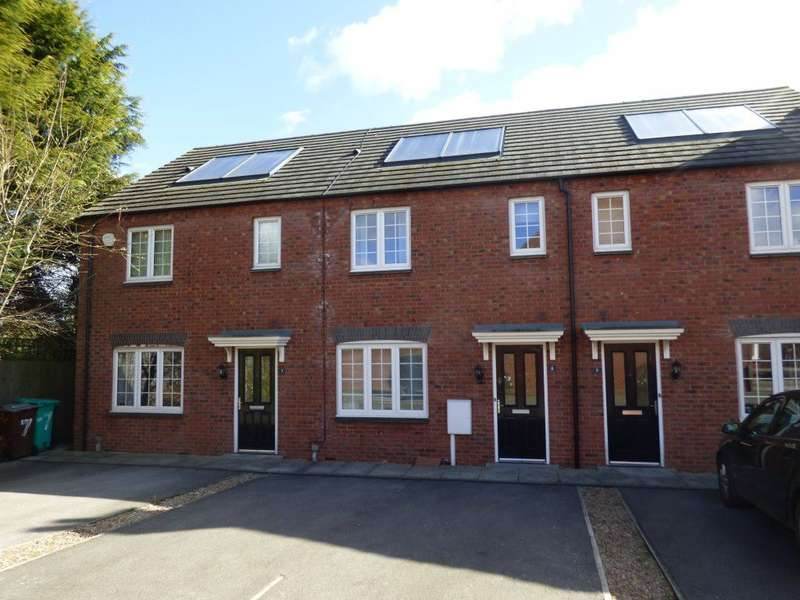 3 Bedrooms Terraced House for rent in Beaumont Square, Wollaton, NG8 2DS
