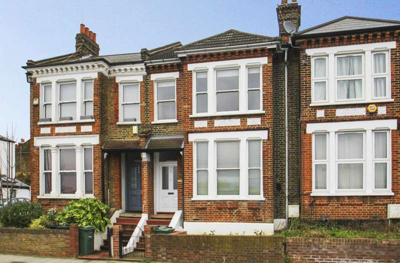 3 Bedrooms Terraced House for sale in Milkwood Road, Herne Hill