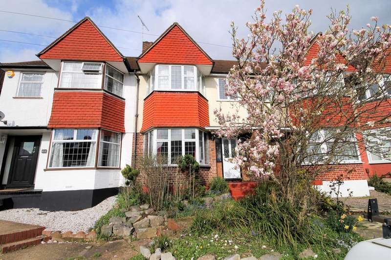 3 Bedrooms Terraced House for sale in Garth Road, Morden