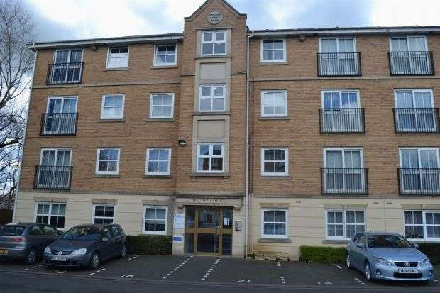 2 Bedrooms Flat for sale in Lion Court, Southbridge, Northampton NN4 8GS