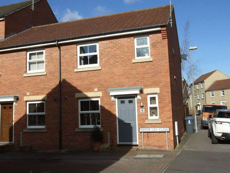 3 Bedrooms Terraced House for sale in Staverton