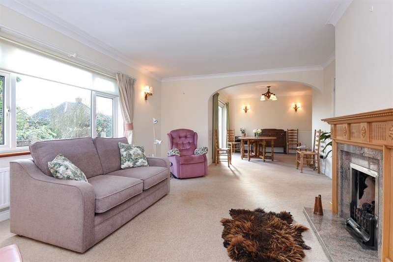 2 Bedrooms Detached Bungalow for sale in Bonneycroft Lane, Easingwold, YO61 3AR