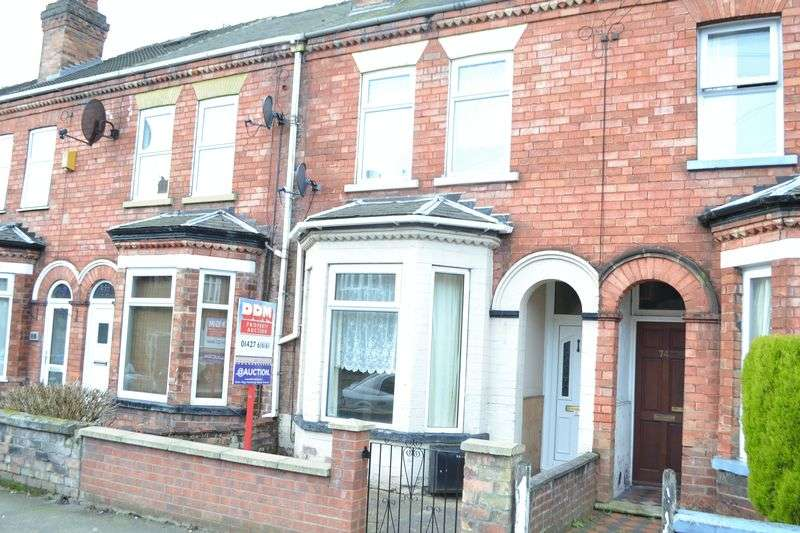 2 Bedrooms Terraced House for sale in Sandsfield Lane, Gainsborough