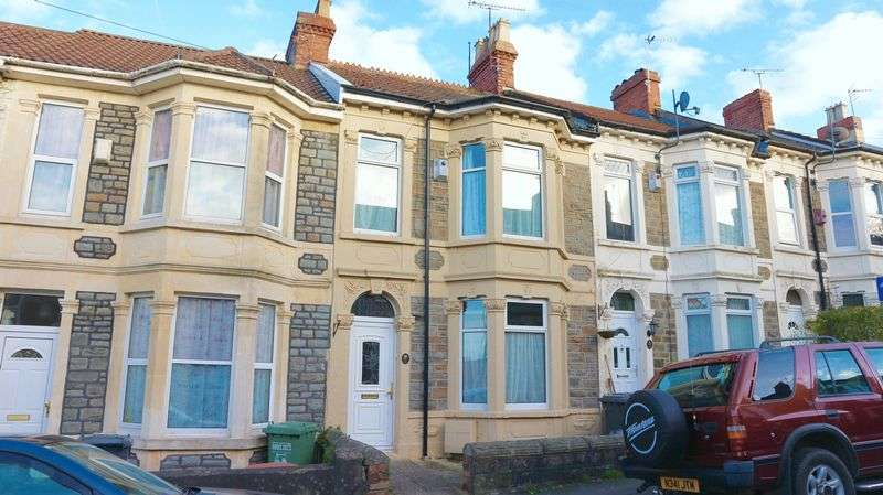 2 Bedrooms Terraced House for sale in London Street, Kingswood, Bristol, BS15 1QZ