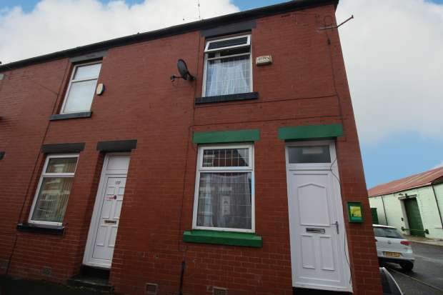 2 Bedrooms Terraced House for sale in Rugby Road, Rochdale, Lancashire, OL12 0DZ