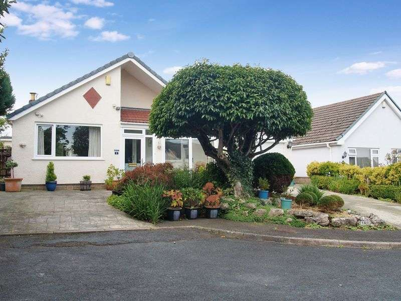 3 Bedrooms Detached Bungalow for sale in Hayfell Crescent, Hest Bank, Lancaster