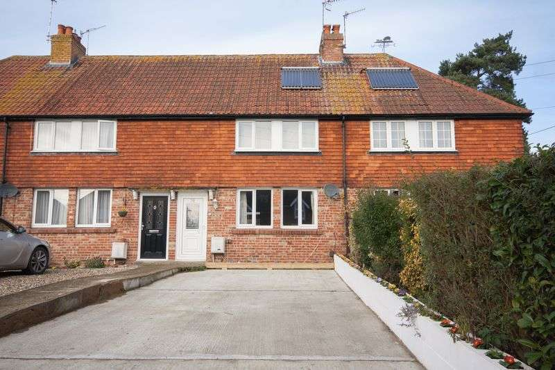 3 Bedrooms Terraced House for sale in Lingfield Road, Edenbridge