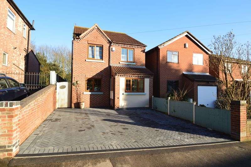 3 Bedrooms Detached House for sale in Jessops Lane, Nottingham