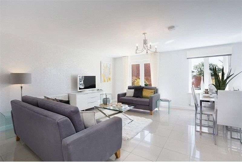 3 Bedrooms Semi Detached House for sale in A brand new development at Imperial Place, Gloucester GL3 4SH
