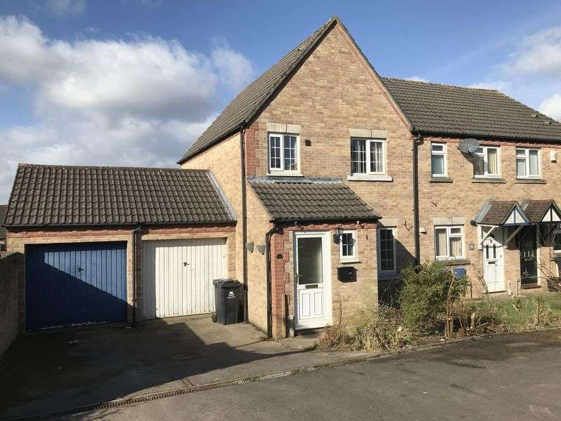 3 Bedrooms Terraced House for sale in Cinderford, Gloucestershire