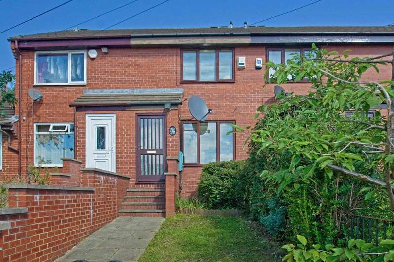 2 Bedrooms Terraced House for sale in Kendal Walk, Hyde Park, Leeds 3