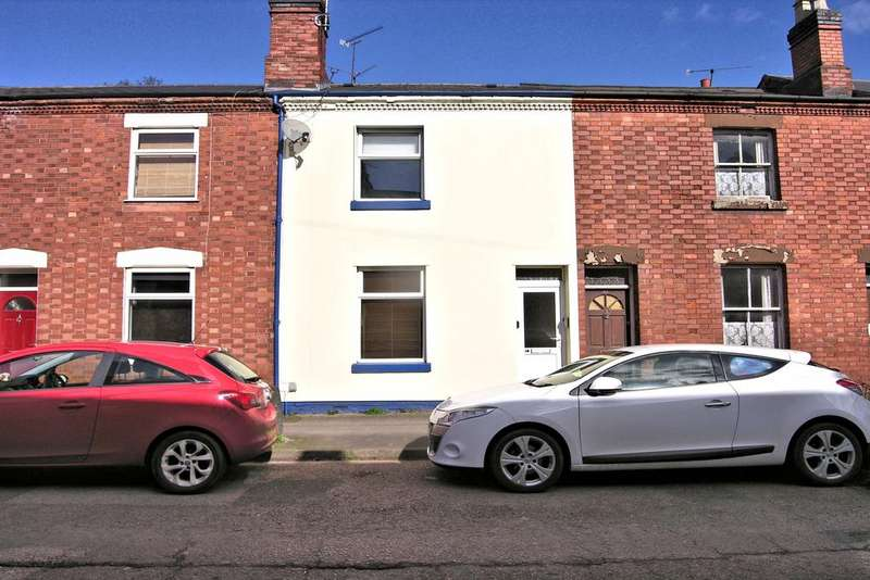 2 Bedrooms Terraced House for sale in ROWLEY STREET, STAFFORD ST16