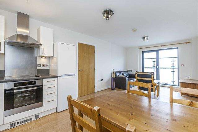 1 Bedroom Flat for sale in Bloomfield Court, 2 Brisbane Road, Leyton