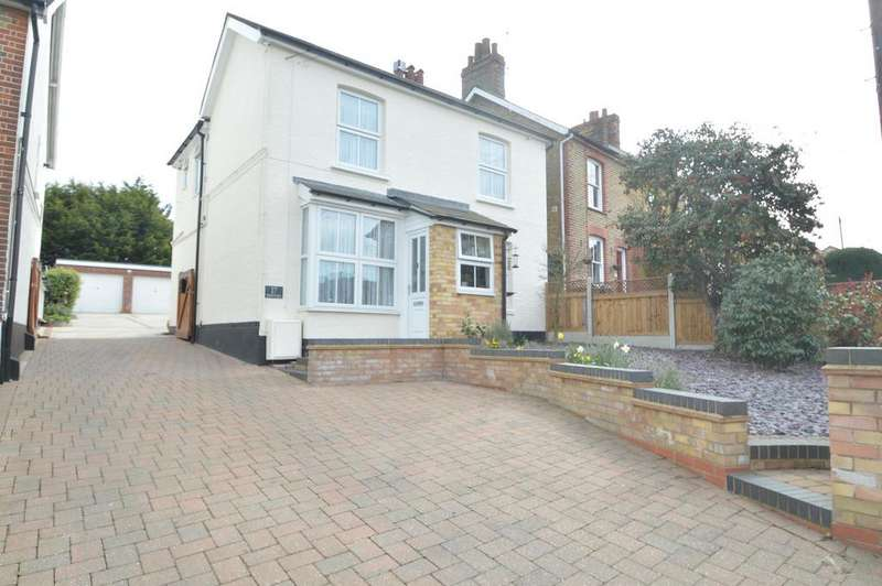 2 Bedrooms Detached House for sale in Tidings Hill, Halstead CO9
