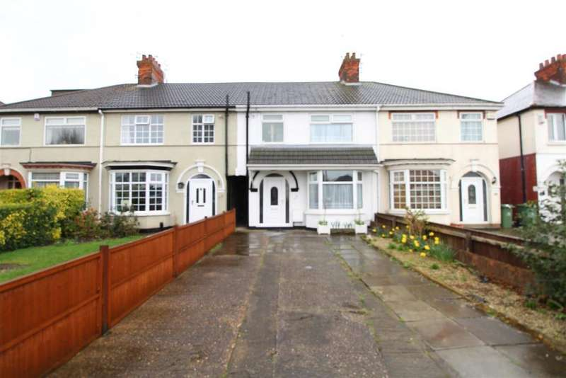 3 Bedrooms Terraced House for sale in Clee Road, Cleethorpes