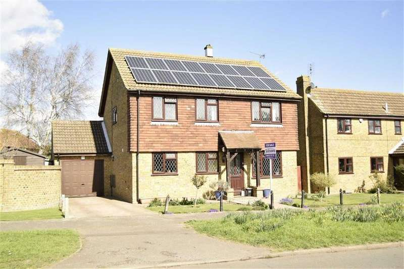 4 Bedrooms Detached House for sale in The Street, Lower Halstow, Kent, ME9