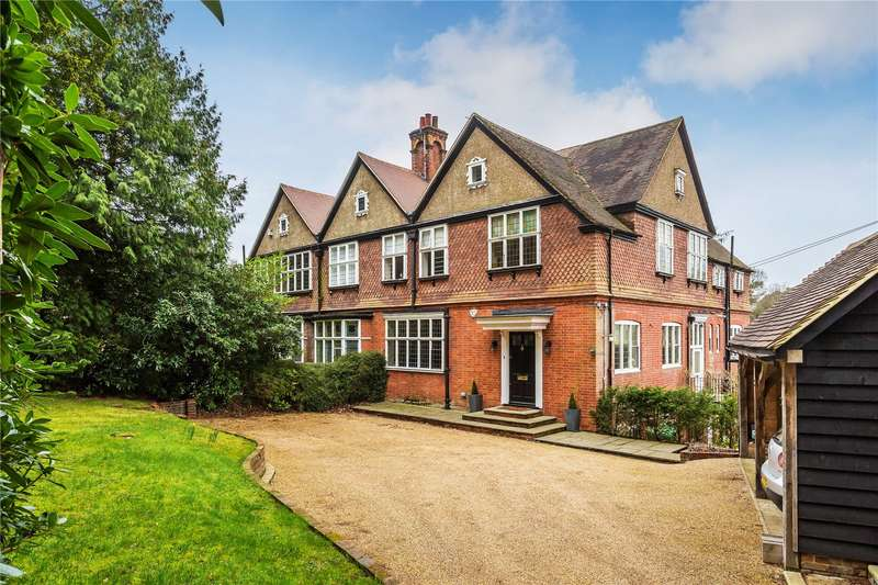 6 Bedrooms House for sale in Swissland Hill, Dormans Park, East Grinstead, Surrey, RH19