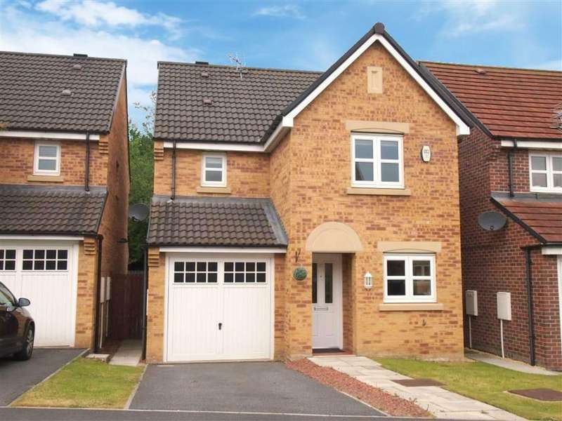 3 Bedrooms Detached House for sale in Annand Way, Newton Aycliffe, County Durham