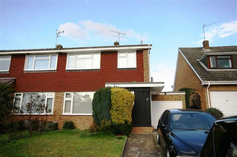 3 Bedrooms Semi Detached House for sale in Fairfield, Buntingford