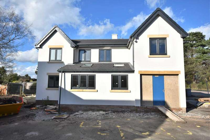 3 Bedrooms Detached House for sale in Former Police Houses Development, London Road North, Poynton