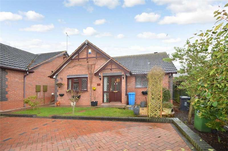 2 Bedrooms Detached Bungalow for sale in Huntsmans Drive, Kinver, Stourbridge, Staffordshire