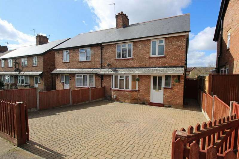 3 Bedrooms Semi Detached House for sale in Lawrence Avenue, Stevenage, Hertfordshire