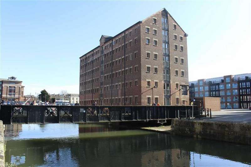 2 Bedrooms Apartment Flat for sale in Albert Warehouse, The Docks, Gloucester