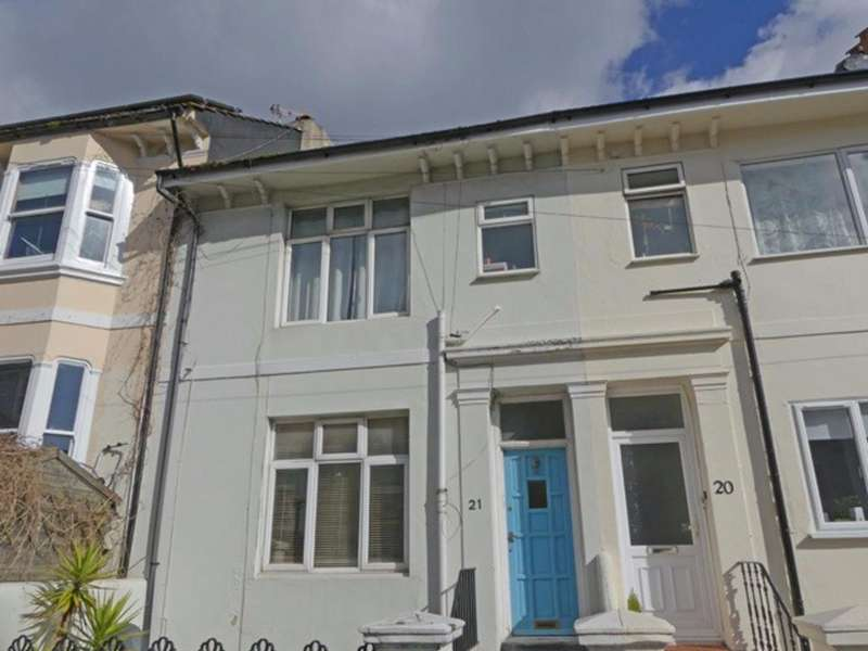 1 Bedroom Flat for sale in Hamilton Road Brighton East Sussex BN1