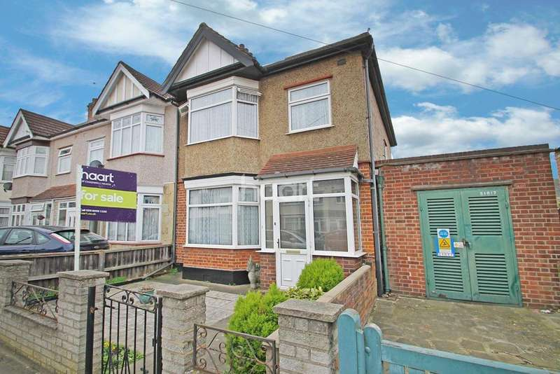 3 Bedrooms End Of Terrace House for sale in Montpellier Gardens, Chadwell Heath