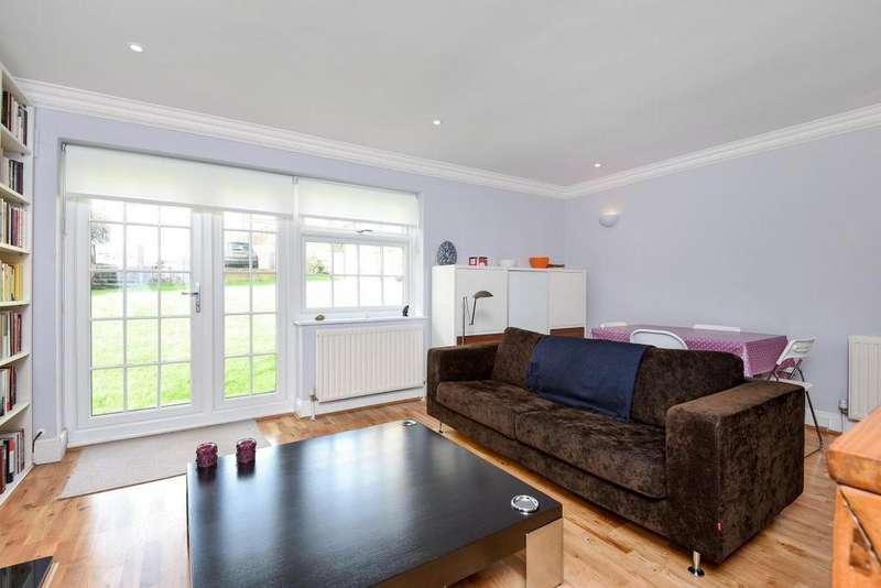 3 Bedrooms Flat for sale in Albert Drive, Southfields, SW19